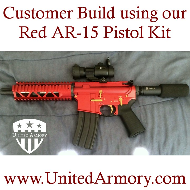 CustomersRedAR15